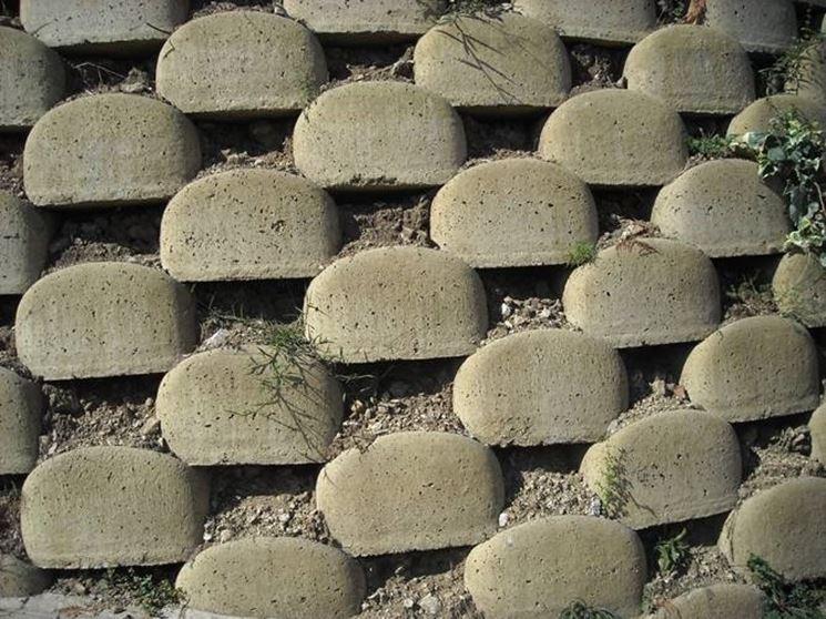 Muro Di Sostegno A Confine.Muro Ecologico Muratura