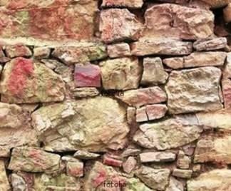 Muro rustico muratura come realizzare un muro rustico - Come piastrellare un muro esterno ...