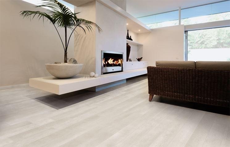pavimento in gres effetto legno