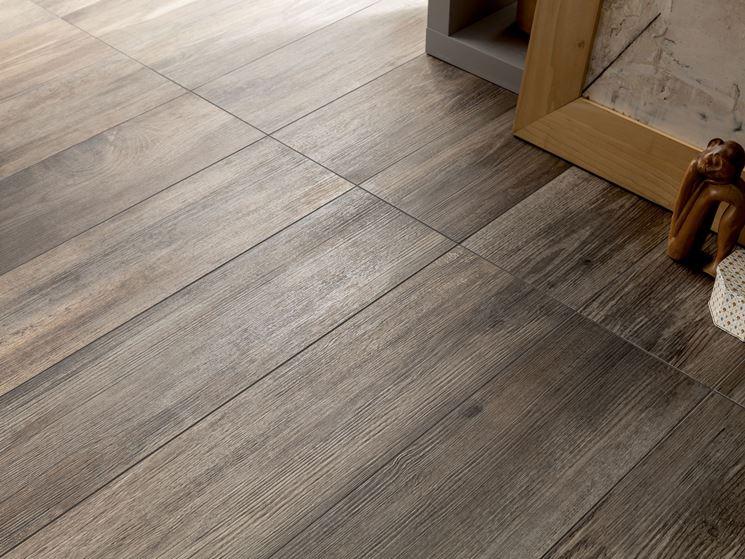 Finto parquet - Parquet - Il legno laminato o finto parquet