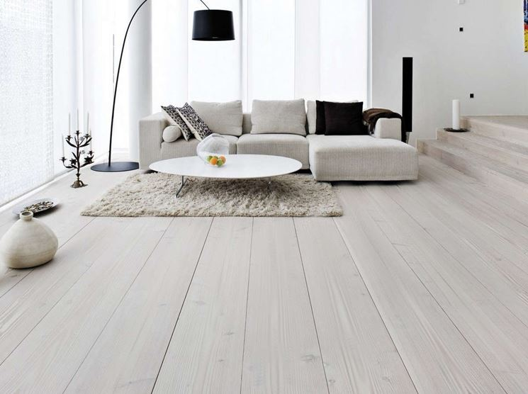 Simple best parquet moderno with parquet bagno e cucina for Finto parquet grigio