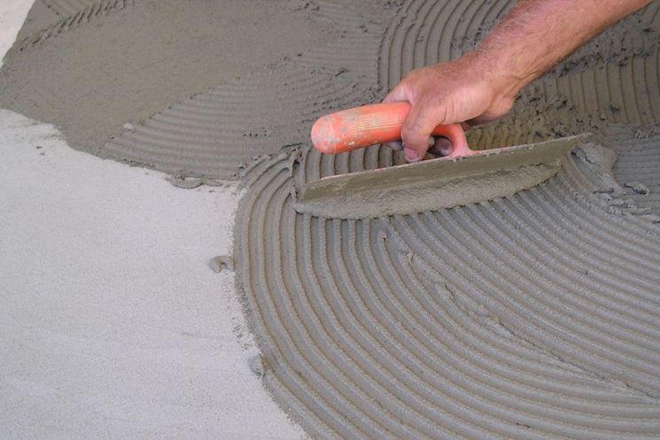 Colla per pavimenti pavimentazioni caratteristiche collanti