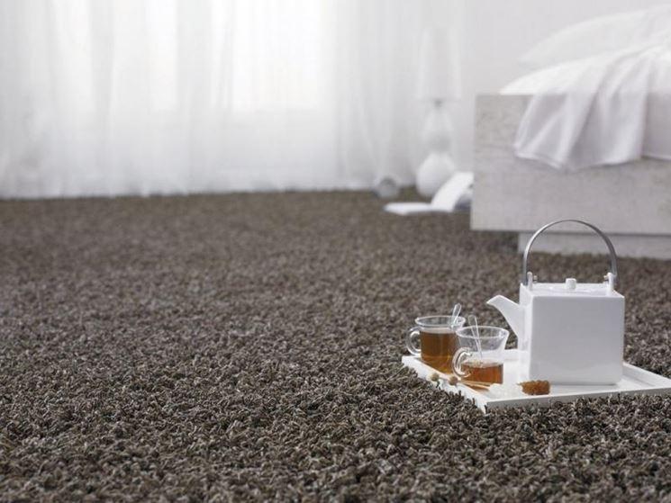 pavimento in moquette