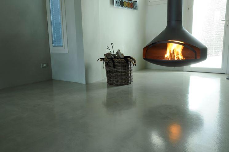 pavimento con resine epossidiche