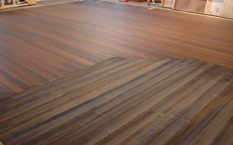 Pavimenti in finto legno
