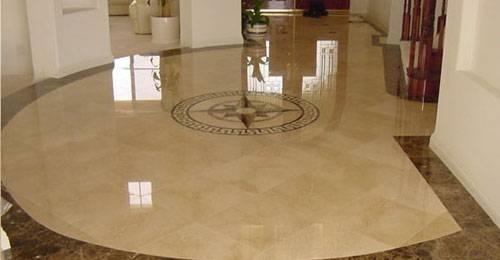 Pavimenti in marmo pavimentazioni for Progettazione di piani di pavimento capannone