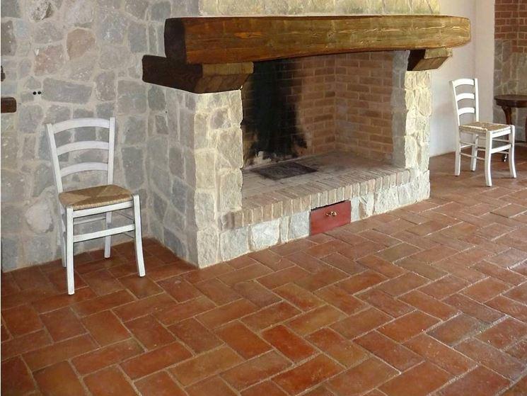 pavimenti interni cotto - Pavimentazioni