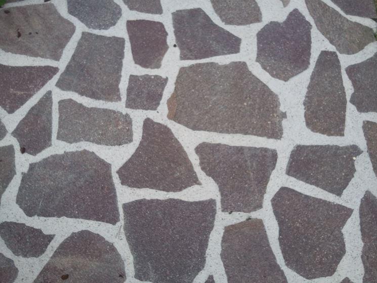 Pavimenti pietra pavimentazioni pavimenti in pietra - Piastrelle in porfido prezzi ...