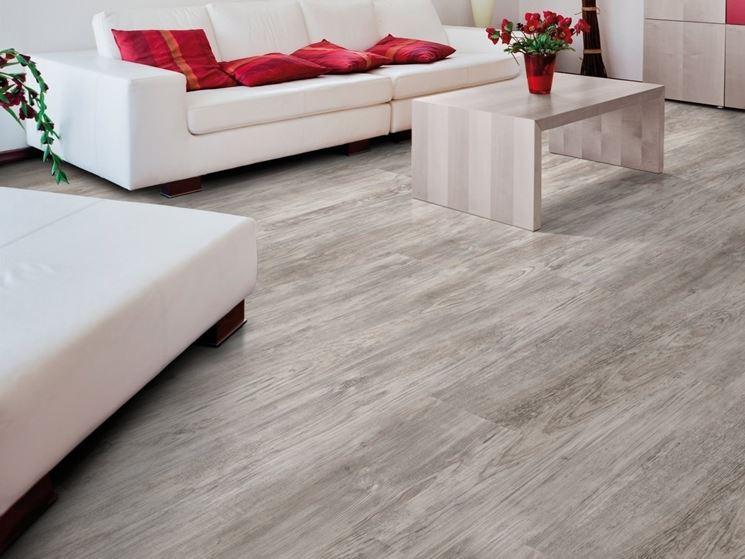 Pavimenti pvc effetto legno - Pavimentazioni - Caratteristiche dei ...