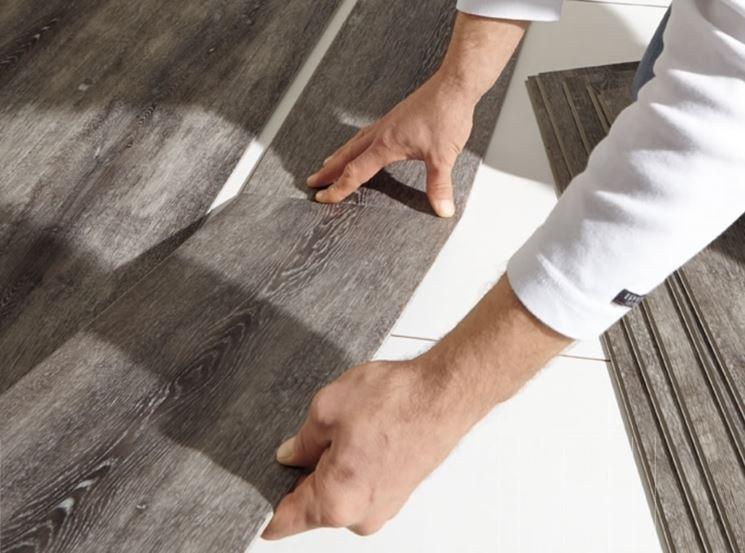 Pavimenti pvc effetto legno pavimentazioni caratteristiche dei
