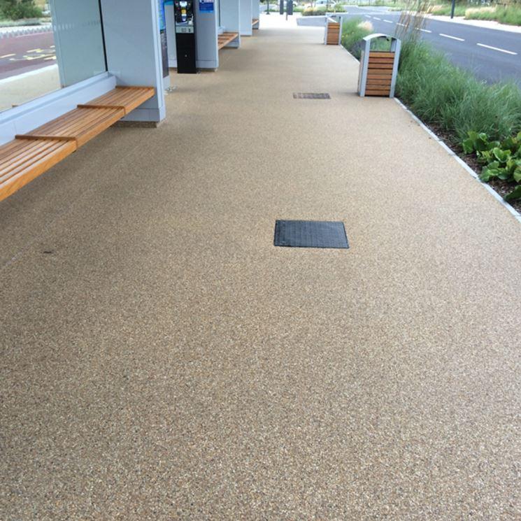 Pavimenti resina pavimentazioni realizzare pavimenti - Resina da esterno ...