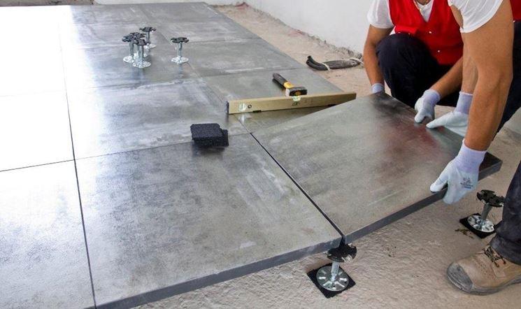 Pavimento galleggiante pavimentazioni quando si usa il - Pavimento galleggiante esterno ...