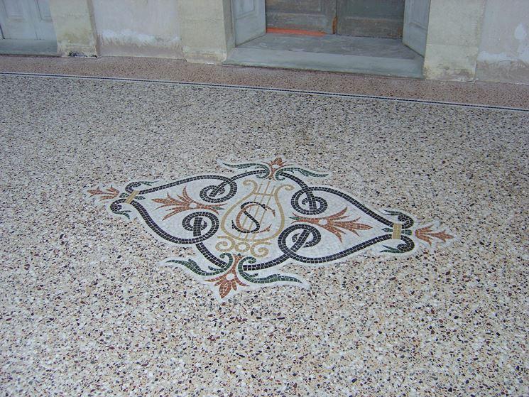 Pavimento in marmette di graniglia - Pavimentazioni - Pavimenti in ...