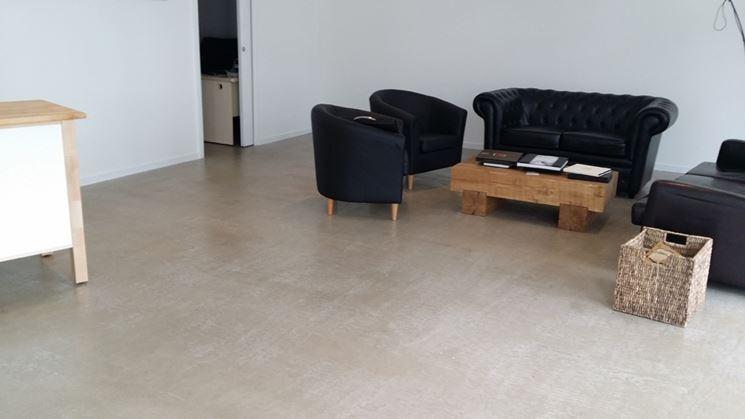 Pavimento in resina fai da te pavimentazioni pavimento fai da te in resina - Pavimenti in cemento per interni pro e contro ...