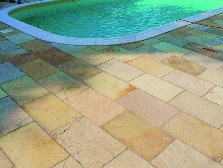 Piastrelle Per Interno Piscina : Pavimento per piscina pavimentazioni