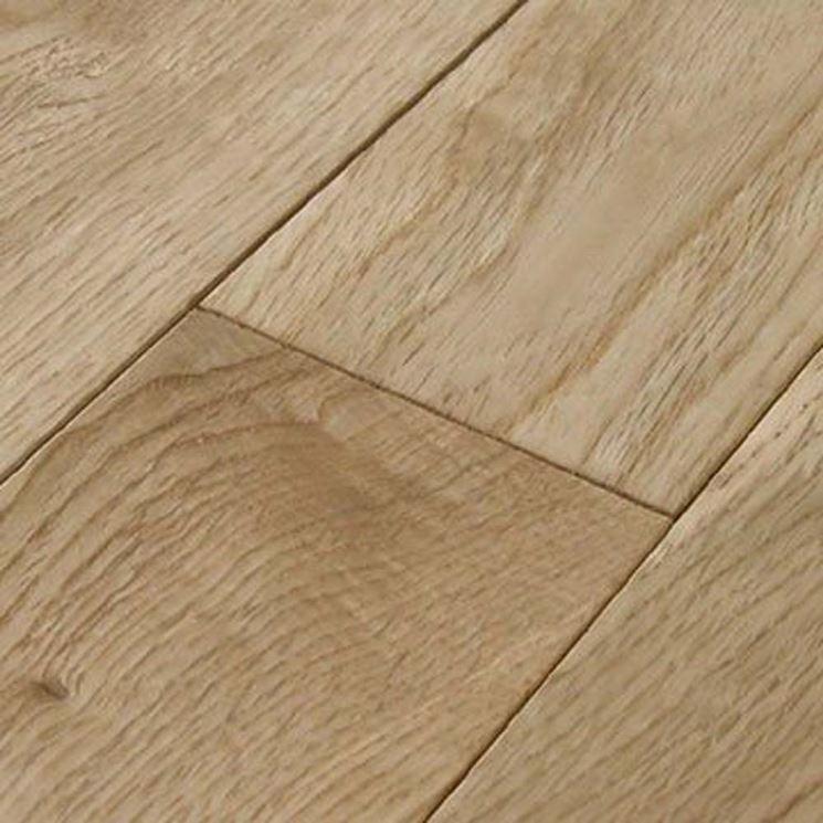 Pvc effetto legno chiaro