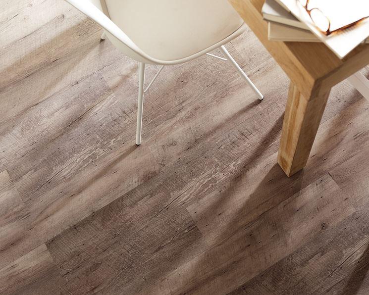 Pavimento pvc effetto legno - Pavimentazioni - Rivestimenti ...