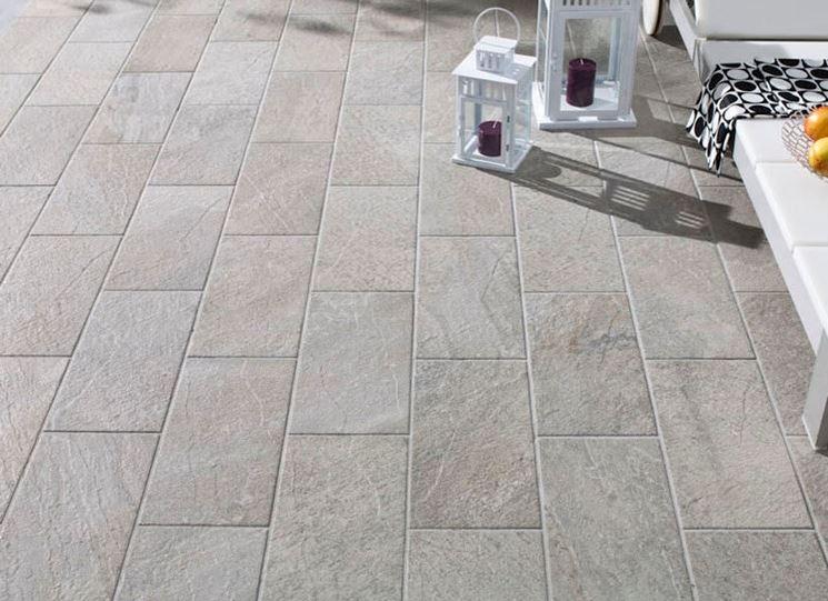 Ceramiche per esterni pavimento per esterni - Piastrelle pavimento esterno ...