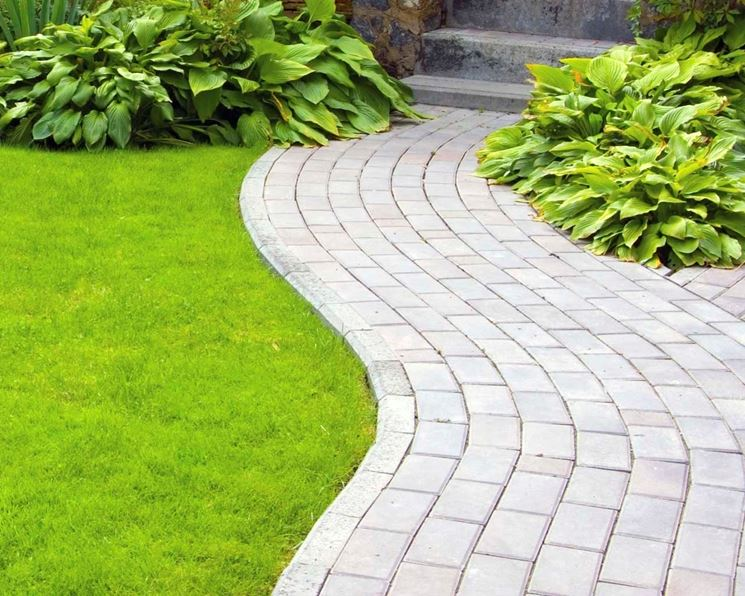 Pavimentazione vialetti esterni bv97 regardsdefemmes - Pavimento per giardino ...