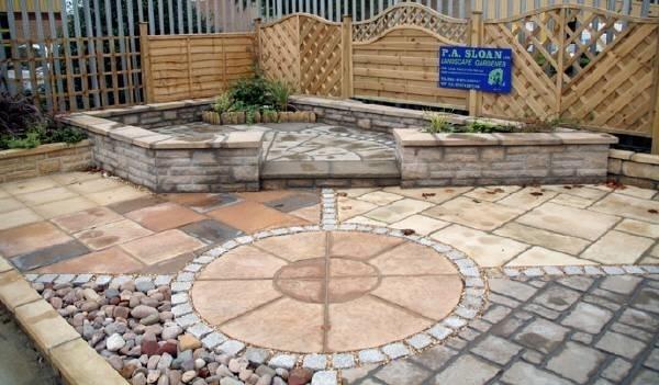 Pavimentazioni da esterni pavimento per esterni for Pavimento da giardino
