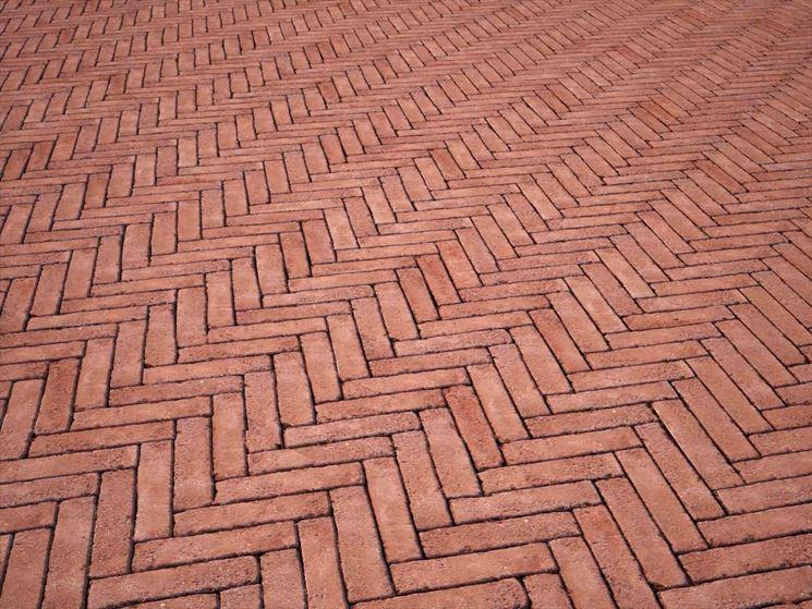 Pavimenti autobloccanti per esterno pavimento per esterni for Pavimento da giardino