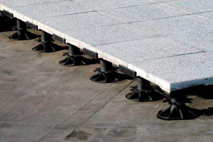 Pavimenti galleggianti per esterni pavimento per esterni tipologie di pavimento esterno - Posa piastrelle su pavimento radiante ...