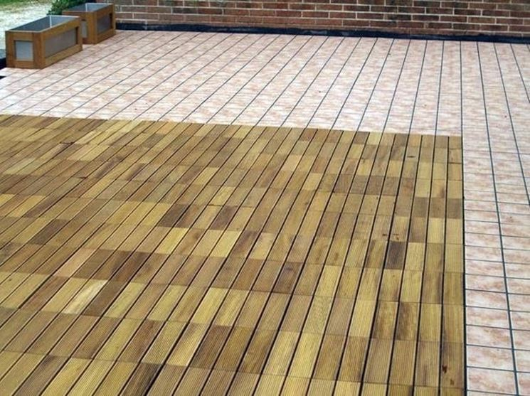 Best Pavimenti Galleggianti Per Terrazzi Ideas - Design Trends 2017 ...