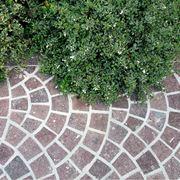 esempio di pavimento in porfido