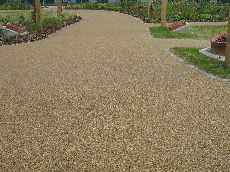 Pavimenti in resina per esterni pavimento per esterni pavimento esterno - Resine per terrazzi esterni ...