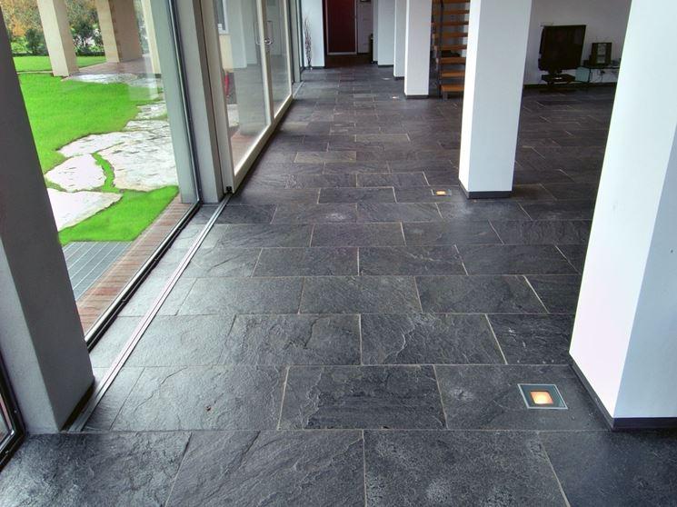 Pavimenti per esterni in pietra - Pavimento per esterni