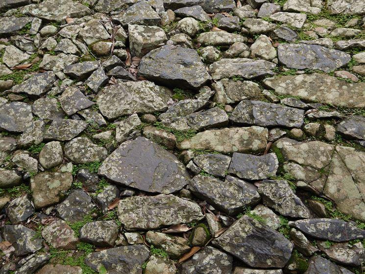 trattamento dei pavimenti in pietra
