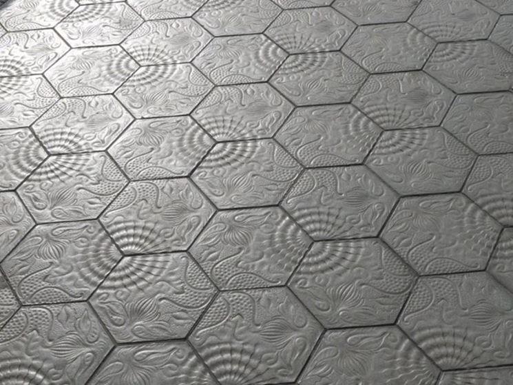 Piastrelle in cemento per esterno pavimento per esterni - Piastrelle pavimento esterno ...