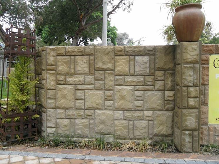 Pietre per rivestimenti esterni pavimento per esterni tipologie di pietra per rivestimenti - Pietre da esterno per rivestimento ...