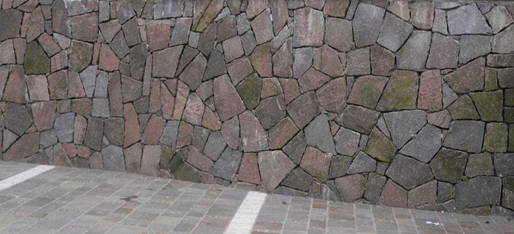 Pietre per rivestimenti esterni - Pavimento per esterni - Tipologie di ...