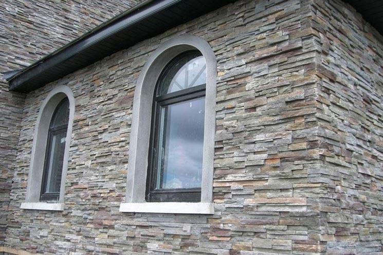 Rivestimenti in pietra per esterni pavimento per esterni