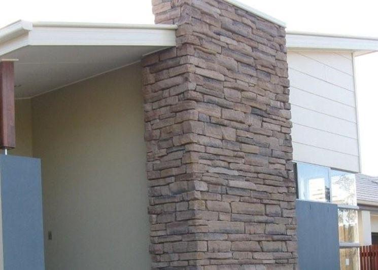Rivestimenti in pietra per esterni pavimento per esterni - Rivestimenti scale esterne ...