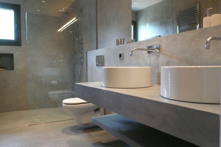 resina per bagno