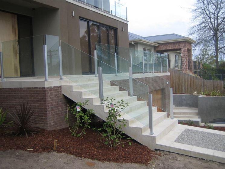 rivestimenti per scale esterne pavimento per esterni
