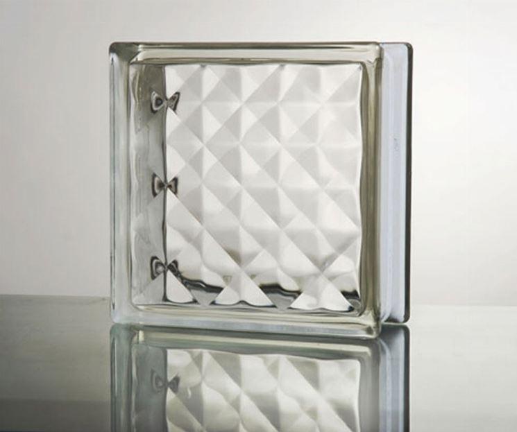 mattone di vetrocemento