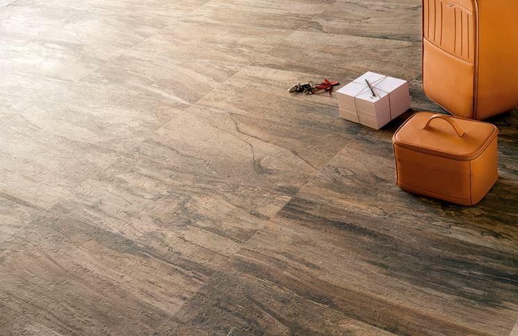 Ceramiche per pavimenti pavimento per interni - Materiale per piastrelle ...