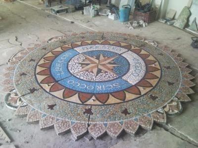Mosaici per pavimenti interni pavimento per interni