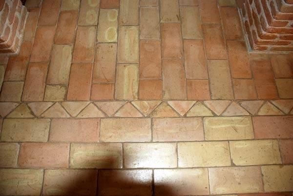 Amato pavimenti rustici per interni - Pavimento per interni KL68