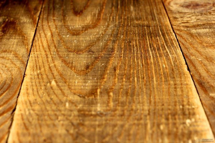 Legno Grezzo Chiaro : Pavimento listoni legno grezzo tipico legno prefinito