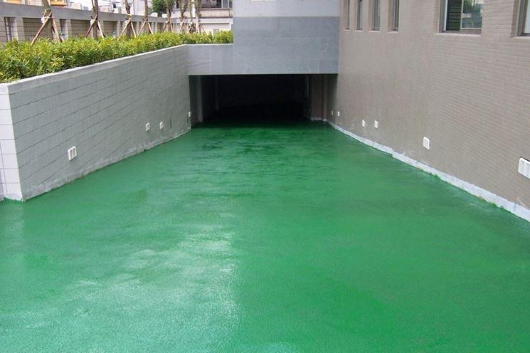 Resine pavimenti pavimento per interni resina per - Vernice plastica per muri esterni ...