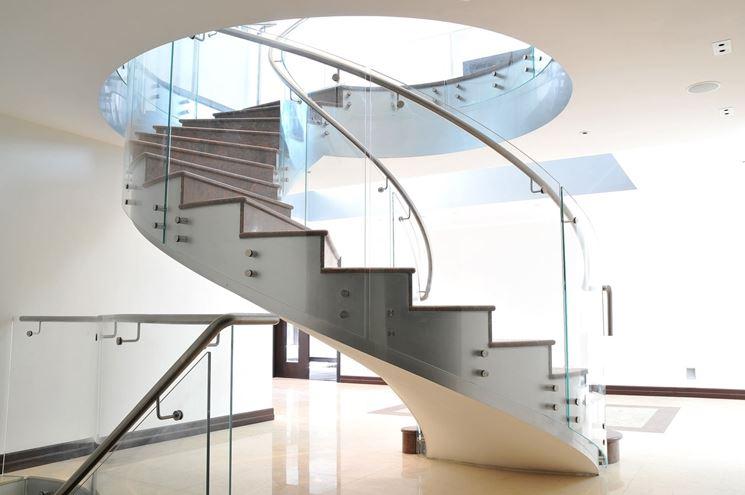 Rivestimenti scale interne - Pavimento per interni