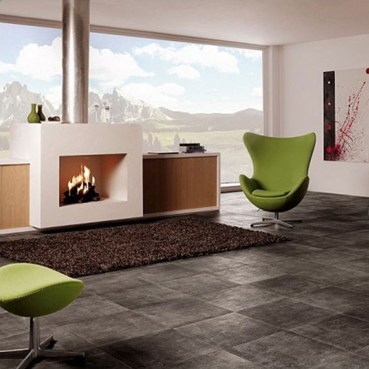 pavimento in ceramica moderno
