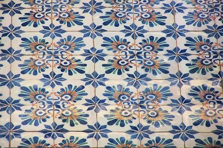 Azulejos maioliche potoghesi piastrelle cosa sono gli azulejos