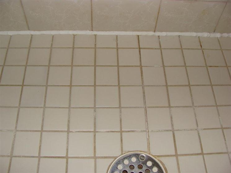 Piastrelle per il vano doccia