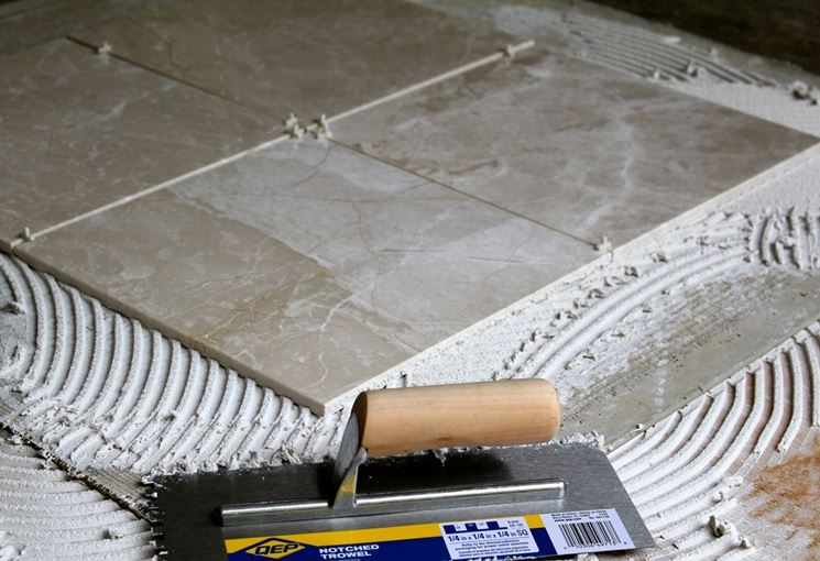 Come posare le piastrelle nel pavimento piastrelle consigli per