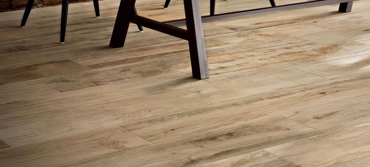 Gres effetto legno anticato